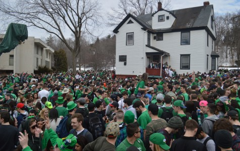 University ramps up restrictions ahead of 'Blarney Blowout' weekend