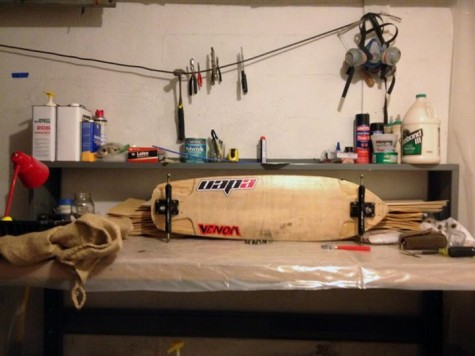 Eden Racing: Revolutionizing the longboard
