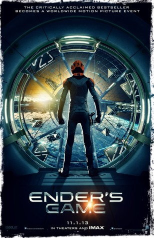 Ender's Game:  Press play or game over?