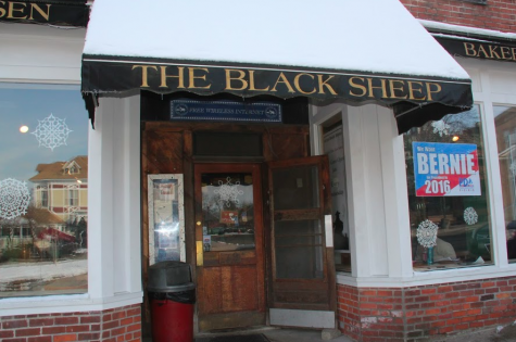 Black Sheep Deli: Mixing local food with local politics