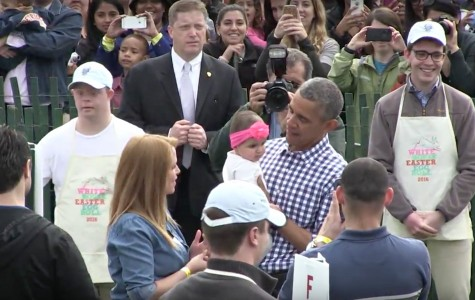 White House Easter Egg Roll attracts thousands