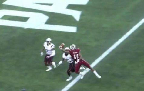 UMass wide receiver Jalen Williams featured on SportsCenter