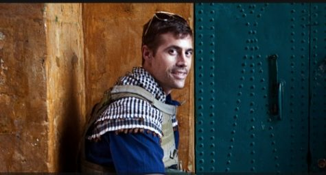 UMass hosts symposium in honor of slain journalist James Foley
