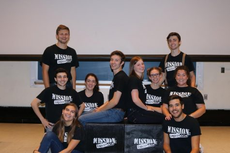 What makes comedy troupe Mission: IMPROVable unstoppable