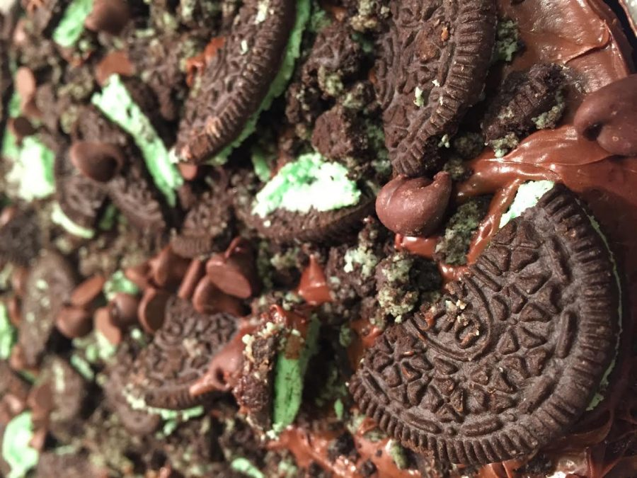 Butter Late Than Never: Mint Chocolate Cake