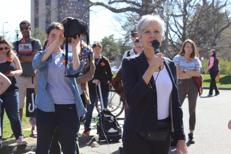 Green Party nominee Jill Stein to visit Northampton