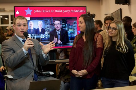 Election Night! Watch our first-ever Facebook Live broadcast