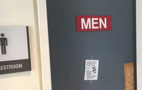 Whitmore bathroom occupation susupended following agreement with administration