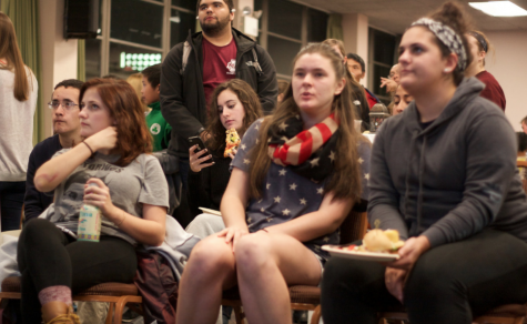 Fear, outrage and shock — UMass students react to Trump's victory