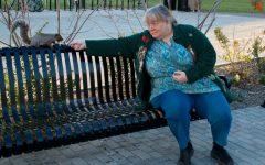 Sue Dreyer: the UMass 'squirrel lady'