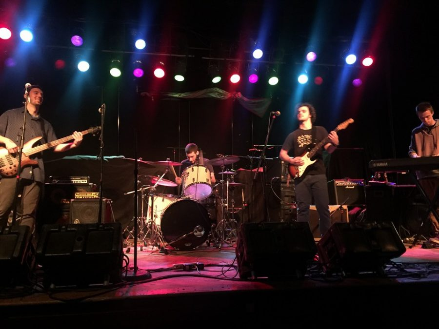 Yookeroo: The new jam band of Amherst