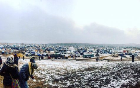 Podcast: UMass students tell first-hand stories of Standing Rock protests