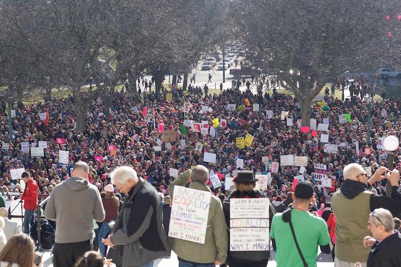 Women's March unites millions across the globe