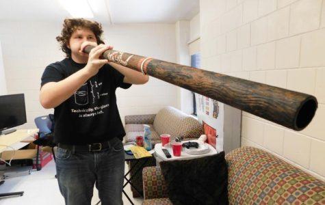 Being the 'Didgeridude'