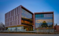 Amherst Wire 360: The new Design Building