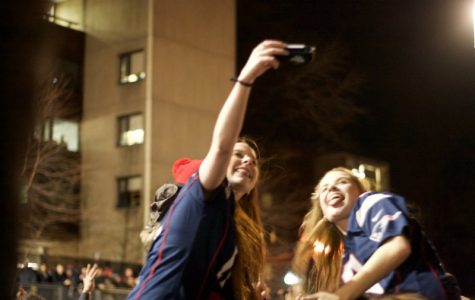 Students, area residents respond to Patriots comeback victory on social media