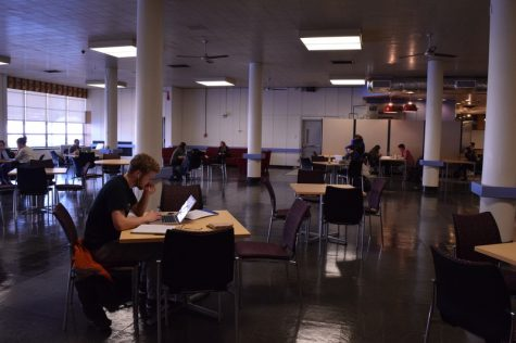 The Hatch reopens as a 'freeform' space for students