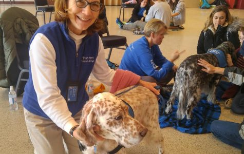 Paws Program provides relief for stressed students