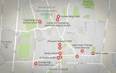 Getting help off-campus: Local therapists offer alternatives to CCPH