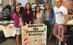 Adopted UMass students share stories of struggle and triumph