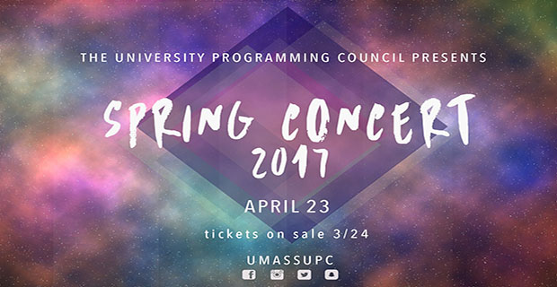Your guide to Spring Concert 2017