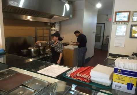 Husband and wife bring Xi'an cuisine to Amherst