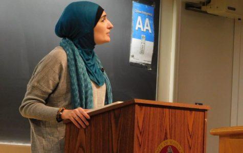 Linda Sarsour talks intersectional organizing, resistance at UMass