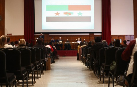 Syrian refugee crisis sparks discussion on campus