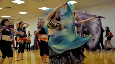 UMass Belly Dance Club: 2014's RSO of the Year