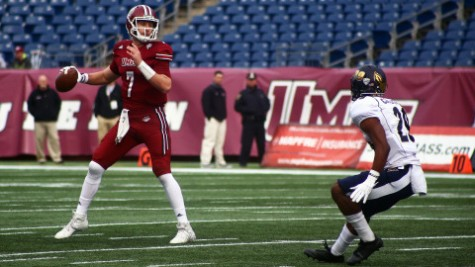 UMass Football remains positive despite another loss