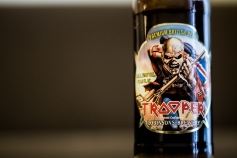Iron Maiden's Trooper English Ale: Bruce Dickinson's first crack at a growing industry