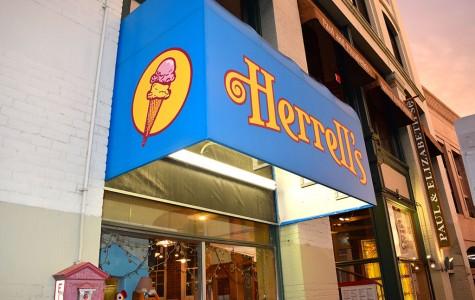 """Herrell's Ice Cream: Home of the """"smoosh-ins"""""""