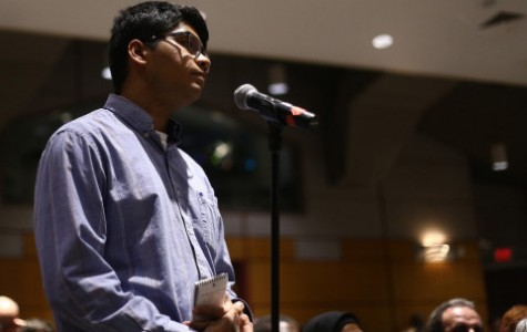 UMass holds third campus forum to address diversity