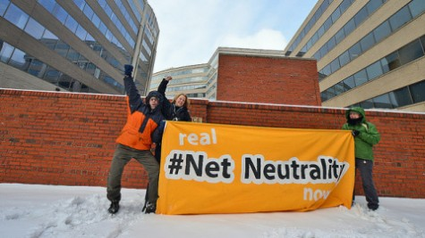 Net Neutrality is the new Freedom of Information Act