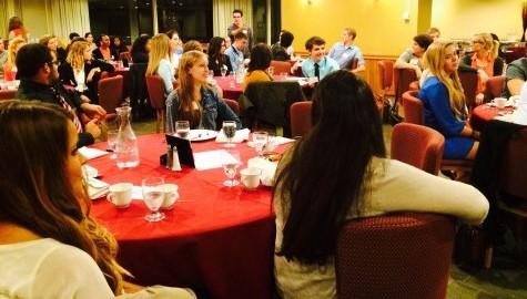 UMass Journalism alumni inspire current students