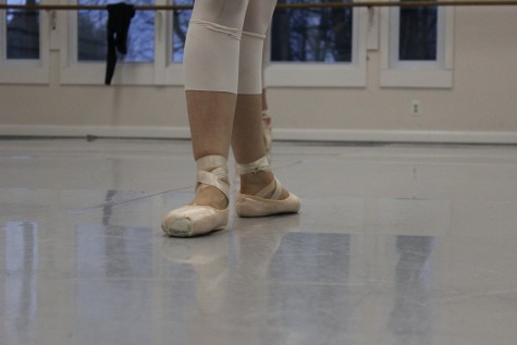 Ballet beyond the physicality