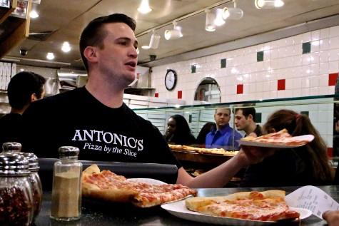 Antonio's: Stories by the slice