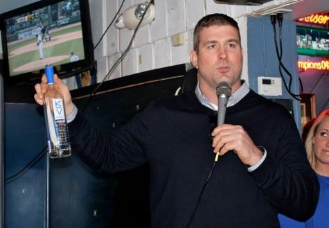 Former New England Patriot Matt Light comes to Amherst