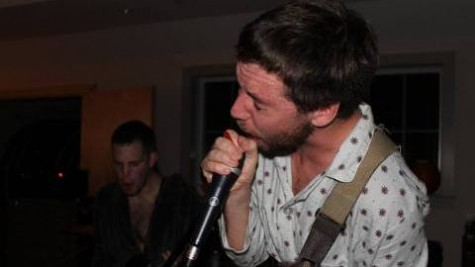 Local bands and Diarrhea Planet shred the stage at Halloween Concert in Amherst