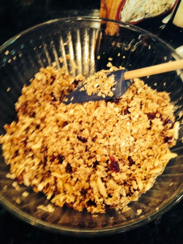 Homemade gluten free granola bars made easy