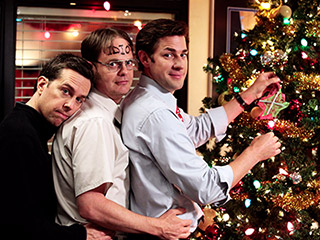 Holiday episodes of seasons past