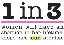 Women tell their stories: the 1 in 3 campaign