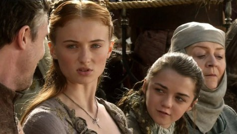 Game of Thrones confronts gender inequality with strong female characters