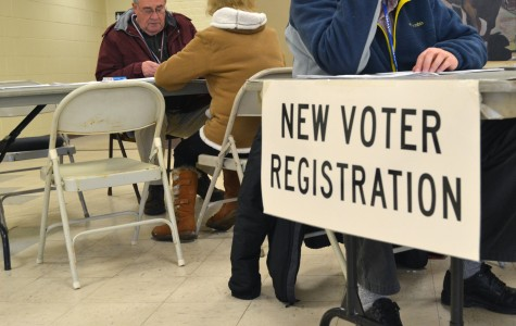 New Hampshire voters may register on Election Day. This primary was the first time voters were required to show ID.
