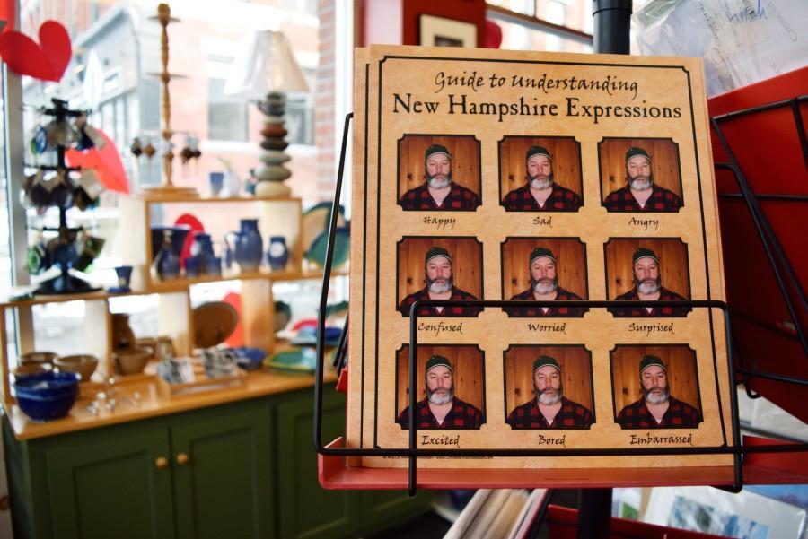 Inside the Hannah Grimes Marketplace on Main Street in Keene, NH.