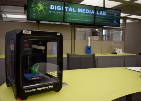 3D Printing on the rise at UMass