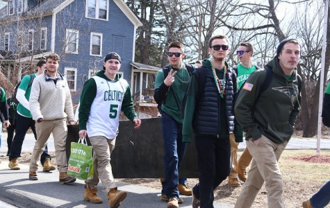 A look at this year's quiet and controlled Blarney Blowout