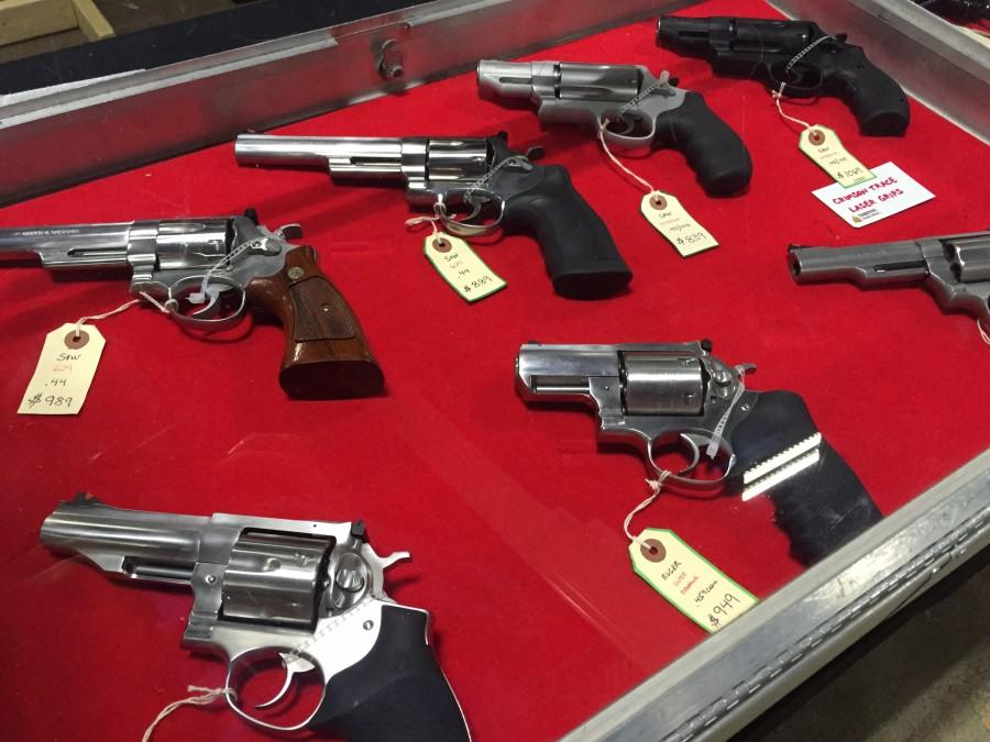 Gun regulations trigger emotion and debate