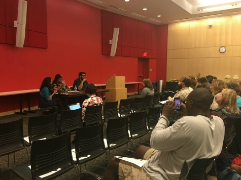 Panel speakers suggest a different approach to racism