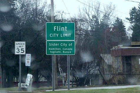 Following the Water: Spring Break in Flint